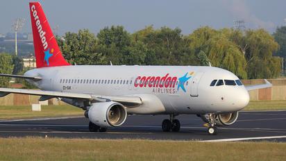 ES-SAK - Corendon Airlines Airbus A320