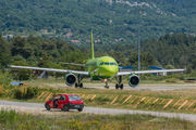 VQ-BES - S7 Airlines Airbus A320 aircraft