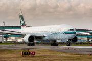 B-HNA - Cathay Pacific Boeing 777-200 aircraft