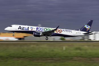 PR-AXS - Azul Linhas Aéreas Embraer ERJ-195 (190-200)