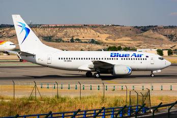 YR-BMA - Blue Air Boeing 737-700