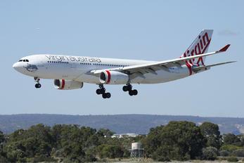VH-XFD - Virgin Australia Airbus A330-200