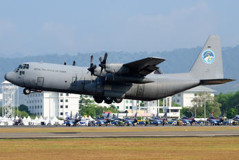 M30-15 - Malaysia - Air Force Lockheed C-130H Hercules
