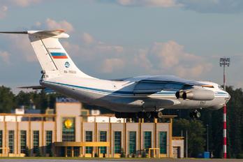 RA-76638 - 224 Flight Unit Ilyushin Il-76 (all models)