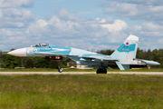 09 - Russia - Air Force Sukhoi Su-27 aircraft