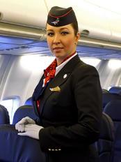 - - Belavia - Aviation Glamour - Flight attendant
