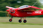 G-BRIK - Private Tipsy Nipper T.66 aircraft