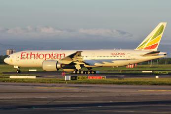 ET-ANP - Ethiopian Airlines Boeing 777-200LR