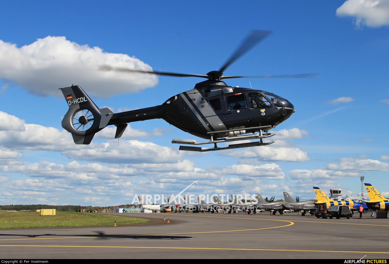 Germany - Navy D-HCDL aircraft at Turku