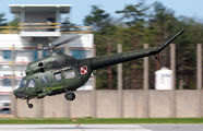 8220 - Poland - Army PZL Mi-2 aircraft