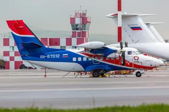 RA-67012 - Uktus LET L-410UVP-E20 Turbolet