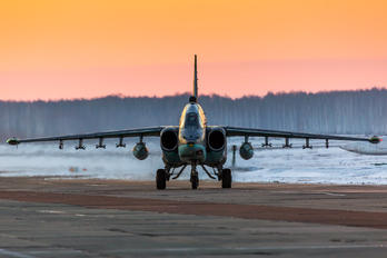 04 - Russia - Air Force Sukhoi Su-25UB