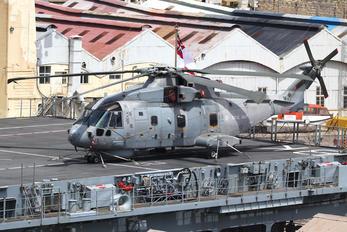 ZH864 - Royal Navy Agusta Westland AW101 111 Merlin HM.1