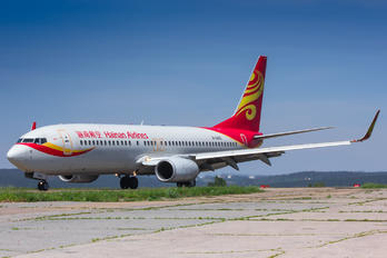B-5463 - Hainan Airlines Boeing 737-800