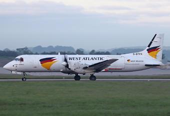 G-BTPA - West Atlantic British Aerospace ATP