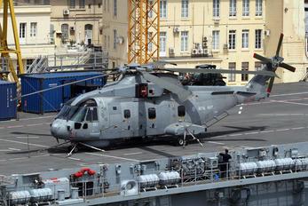 ZH841 - Royal Navy Agusta Westland AW101 111 Merlin HM.1