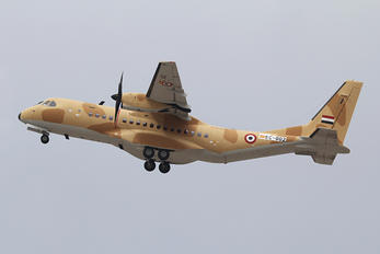 EC-002 - Egypt - Air Force Casa C-295M
