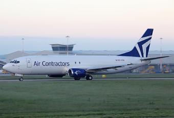 EI-STH - Air Contractors Boeing 737-400F
