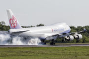 B-18725 - China Airlines Cargo Boeing 747-400F, ERF aircraft