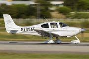 N708AT - Private Cirrus SR20 aircraft