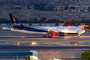 CP-2881 - Boliviana de Aviación - BoA Boeing 767-300ER