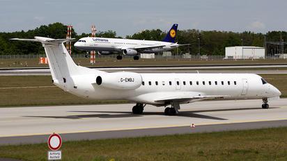 G-EMBJ - BMI Regional Embraer ERJ-145
