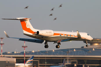 P4-PPP - Private Gulfstream Aerospace G-V, G-V-SP, G500, G550