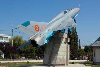 6956 - Romania - Air Force Mikoyan-Gurevich MiG-21UM