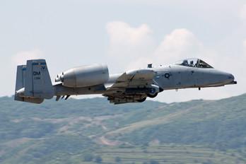 81-0991 - USA - Air Force Fairchild A-10 Thunderbolt II (all models)