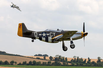 N251RJ - Private North American P-51D Mustang
