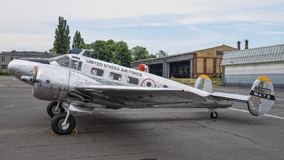 N9550Z - Private Beechcraft C-45H Expeditor