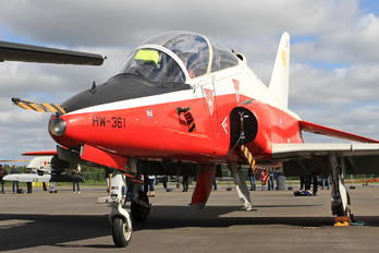 HW-361 - Finland - Air Force British Aerospace Hawk 65 / 65A