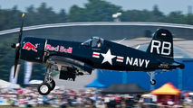 OE-EAS - The Flying Bulls Vought F4U Corsair aircraft