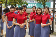 China Airlines new uniform unveiled in Taipei title=