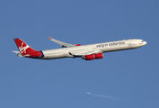 G-VWKD - Virgin Atlantic Airbus A340-600 aircraft