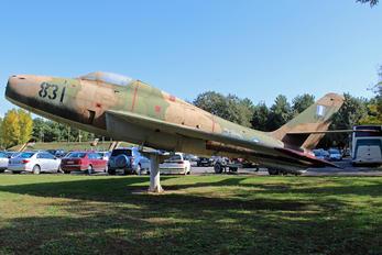 52-6831 - Greece - Hellenic Air Force Republic F-84F Thunderstreak