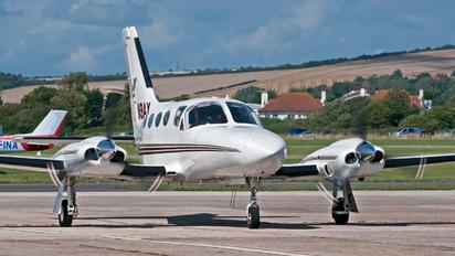 N9AY - Private Cessna 421 Golden Eagle