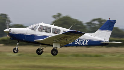 G-SEXX - Private Piper PA-28 Warrior
