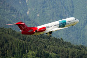 PH-MJP - Denim Air Fokker 100 aircraft