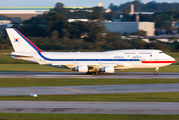 10001 - Korea (South) - Air Force Boeing 747-400 aircraft