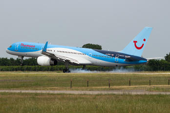 G-CPEU - Thomson/Thomsonfly Boeing 757-200