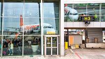 G-EZFM - easyJet Airbus A319 aircraft