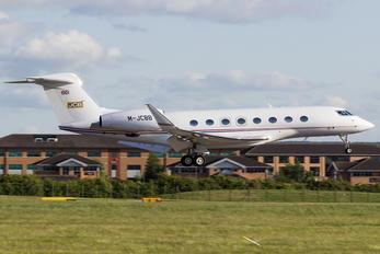 M-JCBB - Private Gulfstream Aerospace G650, G650ER