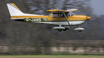G-JANS - Private Cessna 172 Skyhawk (all models except RG)
