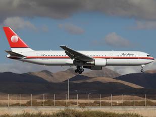 I-AIGG - Meridiana Boeing 767-300