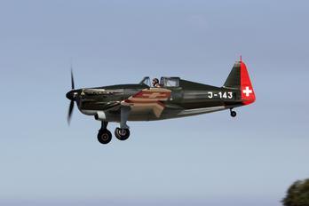 J-143 - Private Morane Saulnier MS.406