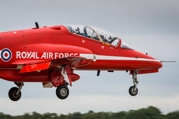 "XX177 - Royal Air Force ""Red Arrows"" British Aerospace Hawk T.1/ 1A"
