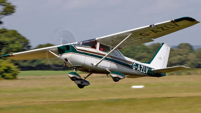 G-AZLV - Private Cessna 172 Skyhawk (all models except RG)