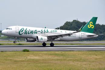 B-1627 - Spring Airlines Airbus A320