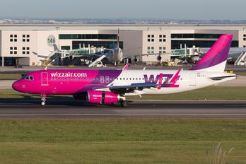HA-LYJ - Wizz Air Airbus A320